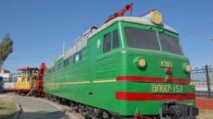 Diesel train, Uzbekistan Railway Museum